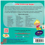 [Pelangi Kids] Little Grammar Books Eat and Drink (a book on action words or verbs)