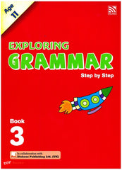 Exploring Grammar Step-by-Step Book 3