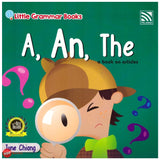 Little Grammar Books - A, An, The (a book on articles)