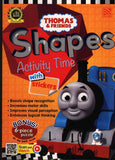 [Pelangi Kids] Thomas & Friends-Shapes Activity Time with Stickers
