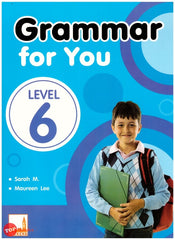 [Dickens] Grammar For You Level 6