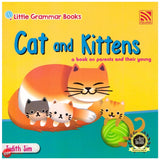 [Pelangi Kids] Little Grammar Books Cat and Kittens (a book on parents and their young)
