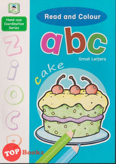 [Daya Kids] Read And Colour ABC Small Letters (2021)