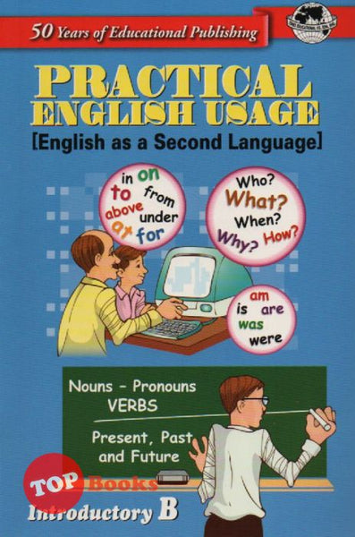[Times] Practical English Usage Introductory B