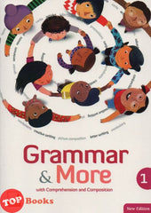 Grammar & More New Edition Book 1