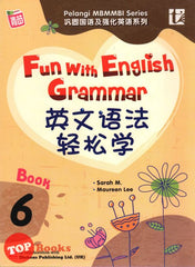 [Tunas Pelangi] Fun With English Grammar Book 6 SJKC 英文语法轻松学6