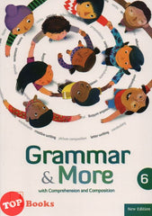 Grammar & More New Edition Book 6 -2019