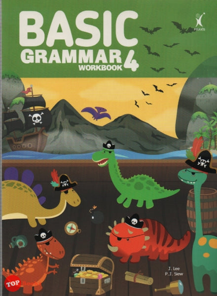 Basic Grammar Workbook 4