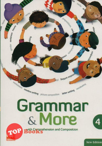 [Dickens] Grammar & More with Comprehension and Composition Book 4 (New edition)