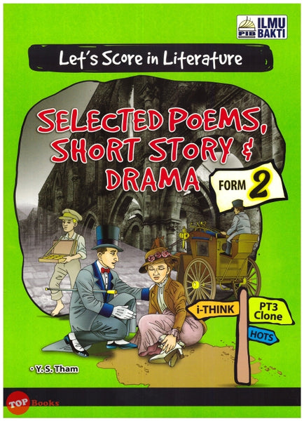 Lets Score In Literature Selected Poems, Short Story & Drama Form 2