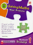 Solving Maths Word Problems Workbook Primary 1