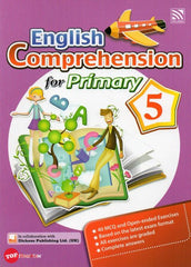English Comprehension For Primary Book 5