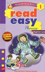 Early Reading Series Read Easy (8 Books 1 VCD)