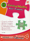 Solving Maths Word Problems Workbook Primary 4