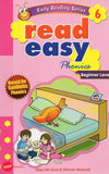 Early Reading Series Read Easy (8 Books 1 VCD) (Read)