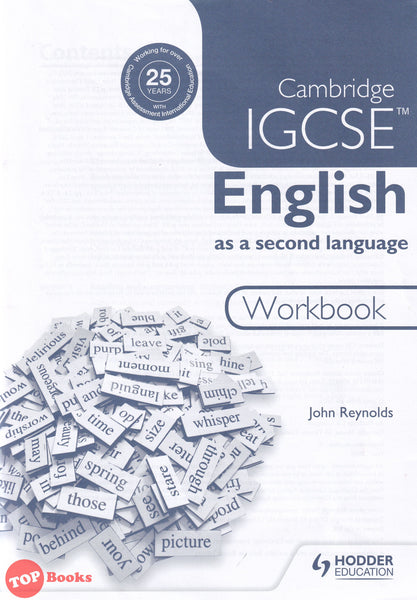 [Hodder] Cambridge IGCSE English as Second Language Workbook (2021)