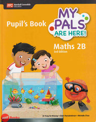 [Marshall Cavendish] My Pals Are Here! Pupil's Book Maths 3rd Edition Primary 2B