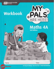 [Marshall Cavendish] My Pals Are Here! Workbook Maths 3rd Edition Primary 4A