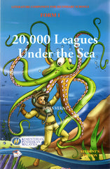 [Delima Ilmu Teks] Literature 20,000 Leagues Under The Sea Form 1