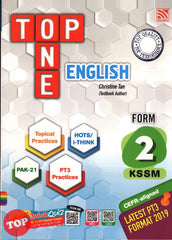[Pelangi] Top One KSSM English Form 2