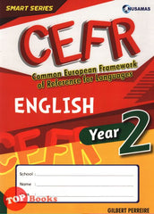 Smart Series CEFR English Year 2 2020