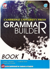 Cambridge University Press Grammar Builder Book 1
