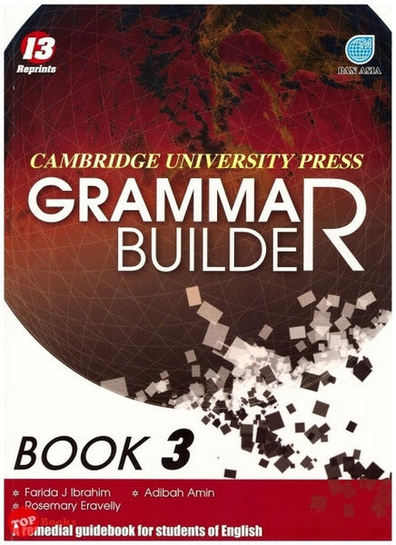 Cambridge University Press - Grammar Builder Book 3