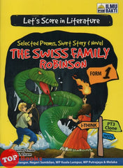 Let's Score in Literature Selected Poems , Short Story & Novel The Swiss Family Robinson Form 1