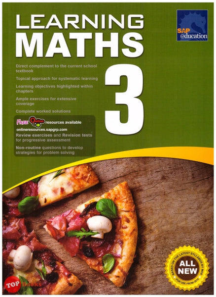 [SAP SG] Learning Mathematics For Primary Levels 3
