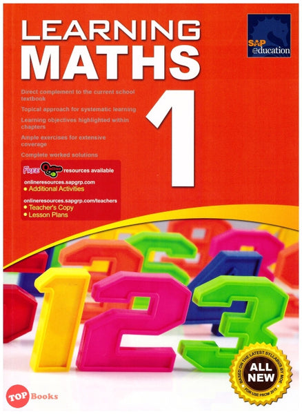 Learning Mathematics For Primary Levels 1