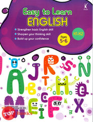 [Praxis Kids] Easy To Learn English (2020)