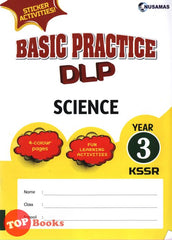 Basic Practice DLP Science KSSR Year 3