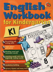 English Workbook for Kindergarten - K1