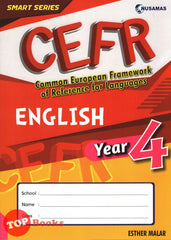 Smart Series CEFR English Year 4 2020