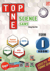 [2020 Edition] Top One KSSM Science (Dwibahasa) Form 1