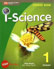 i-Science Course Book Primary 1