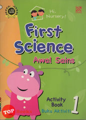 Hi! Nursery - First Science Activity Book 1 (BI/BM)