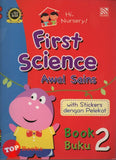 Hi, Nursery! - First Science Reader Book 2 / Awal Sains Buku Bacaan 2