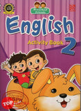 [Pelangi Kids] Preschool Friends English Activity Book 2