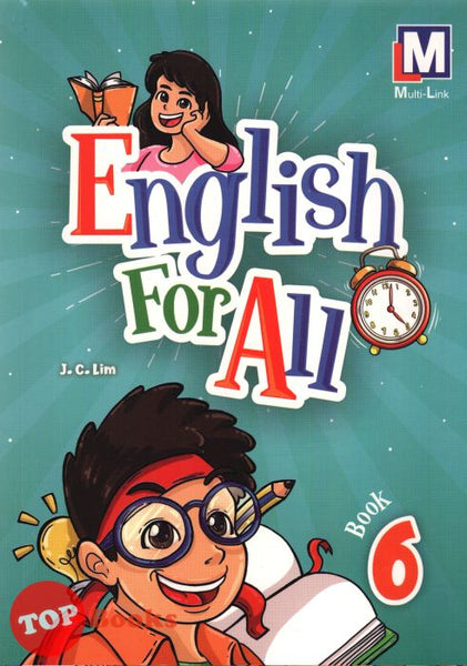 [Multi-Link] English For All Book 6