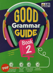 Good Grammar Guide Book 2