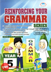 Reinforcing Your Grammar Series KSSR Year 5 2020