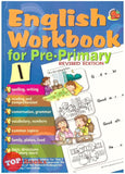 [Rhythm Kids] English Workbook For Pre-Primary 1