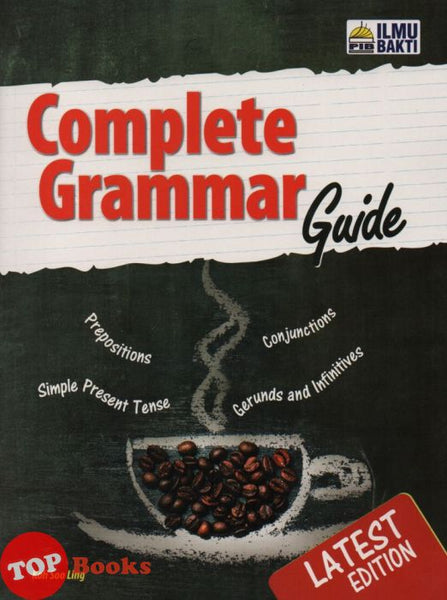 Complete Grammar Guide (Latest Edition)