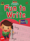 Preschool Friends - Fun To Write Book 4