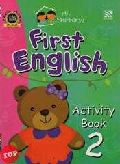 Hi, Nursery! - First English -Activity Book 2