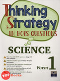 Thinking Strategy In HOTS Questions - Science Form 1