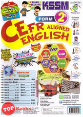 [PNI Neuron] Riang Belajar KSSM CEFR Aligned English Form 2