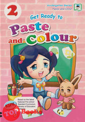 [Daya Kids] Get Ready to Paste and Colour Book 2 (2021)