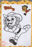 [Pelangi Kids] Boing The Play Ranger Hooray, Let's Colour!
